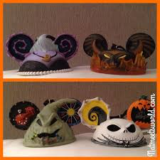 Disney Halloween Ornaments by 2012 Disney World Halloween Merchandise Now Available The Disney
