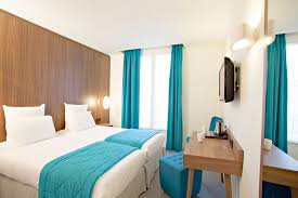 Rooms Best Western Plus  Paris Nation Hotel  Paris Th - Family room paris hotel
