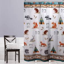 Winter Shower Curtains Curtain Shower Curtain Bed Bath And Beyond