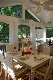 Screened In Porch Decor 20 Best Elegantly Furnished Screened In Porch Images On Pinterest