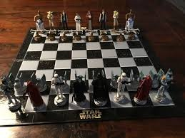 star wars chess sets star wars chess set lucas film ltd catawiki