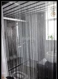 Beaded Window Curtains Surprising Design Ideas Room Dividers Divider Awesome Beaded