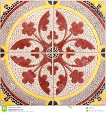 ethnic arabic ornaments pattern tiles design stock photo image