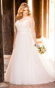 plus size boho wedding dresses for the blissful bride