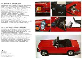 honda s800 1966 70 honda s800 brochure