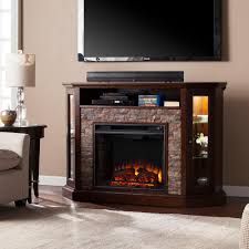 Most Realistic Electric Fireplace Electric Fireplaces Fireplaces The Home Depot