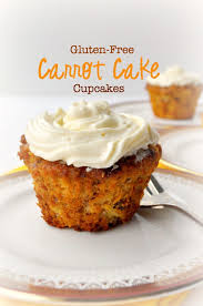 gluten free carrot cake cupcakes flavour and savour