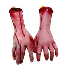 halloween gory props online get cheap severed hand aliexpress com alibaba group
