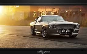 Black 1967 Mustang Fastback 1967 Ford Mustang Coupe Car Autos Gallery