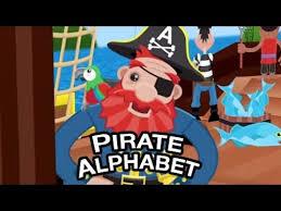 abc song pirate alphabet pirates kids