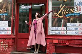 marvelous mrs maisel golden globe set design apartment therapy