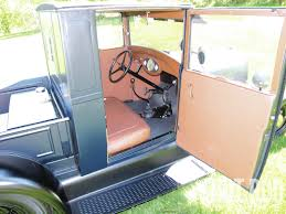 Ford Truck Upholstery 1929 Ford Truck Living Art Rod Network