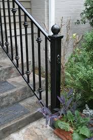 Outdoor Metal Handrails Iron Stair Railing U2013 Stair Case Design