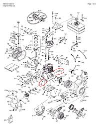 mtd snowblower tecumseh carburetor diagram mtd snow blower parts