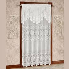 Amazon White Curtains Coffee Tables White Swag Valance Double Swag Shower Curtain