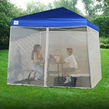 Ez Awning E Z Up Canopy Tent Side Walls Ez Up Awning Schwep