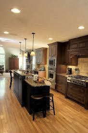 kitchen galley kitchen designs with island kitchen great room