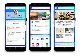 microsoft launcher beta update brings revamped home screen and more