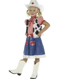 child age 4 6 cowgirl sweetie fancy dress costume girls cowboy