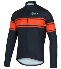 thermal cycling jacket buy men s thermal long sleeve cycling jersey grimpeur