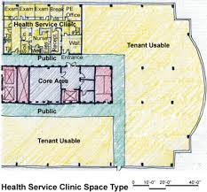 Health Center Floor Plan Clinic Health Unit Wbdg Whole Building Design Guide