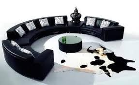 canapé demi cercle canapé panoramique cuir colorado canapé cuir demi cercle 508x280