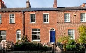 modern and elegant victorian terraced house plans victorian