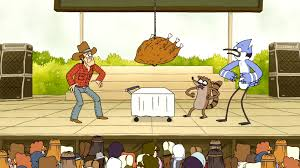 image s5e12 305 the turducken being taken away png regular show