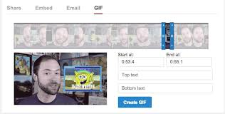 Meme Gif Maker - youtube gets a built in gif creator techcrunch
