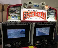 sega rally 2 arcade machine twin liberty games