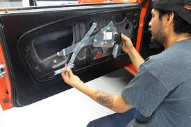 adding power windows to our week to wicked mustang