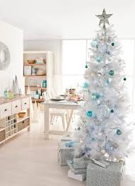 19 beautiful white trees with decorating ideas