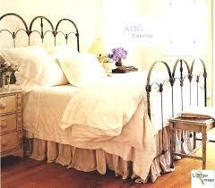 wrought iron bed frames vintage u2013 vansaro me