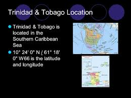 where is and tobago located on the world map tobago location tobago is located in the