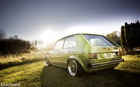 lowered cars wallpaper golf gti volkswagen stance lowered wallpapers