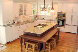 kitchen island heights kitchen island with table height seating muthukumaran me