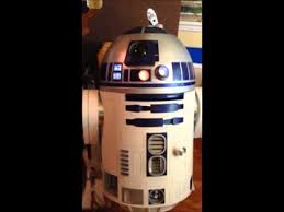 r2 d2 lights and sound