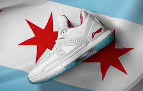 Chicaho Flag Li Ning Way Of Wade 5 Chicago Flag Release Date Sole Collector