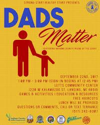 dads matter workshop