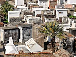Google Map New Orleans by St Louis Cemetery No 1 Save Our Cemeteries