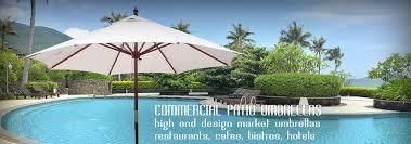 Restaurant Patio Umbrellas Commercial Patio Umbrellas Restaurants Pools Hotels