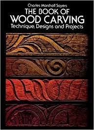 the book of wood carving technique designs and projects charles