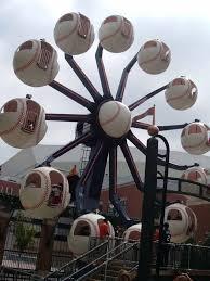 Comerica Park Map Ferris Wheel Comerica Park Detroit Detroit Pinterest Ferris