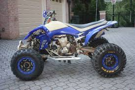 used 2007 yamaha yfz 450 atvs for sale in georgia 2007 blue