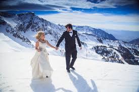 Snowbird Ski And Patio Weddings