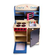 Pretend Kitchen Furniture Wildbird Care Wood Kitchen Set Wooden Cooking Pretend