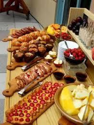 buffet cuisine pin continental breakfast buffet cuisine doçes cozinha