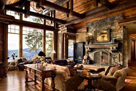 Modern Rustic Living Room Ideas Adorable Rustic Living Room Designs With Images About Modern