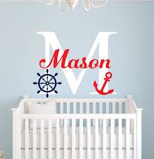stickers chambre b b personnalis yoyoyu personnalisé nom bébé chambre de bébé wall sticker