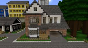 project houses white brick house minecraft project minecraft build its